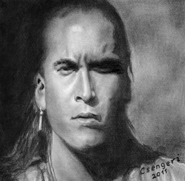 eric schweig married 2010